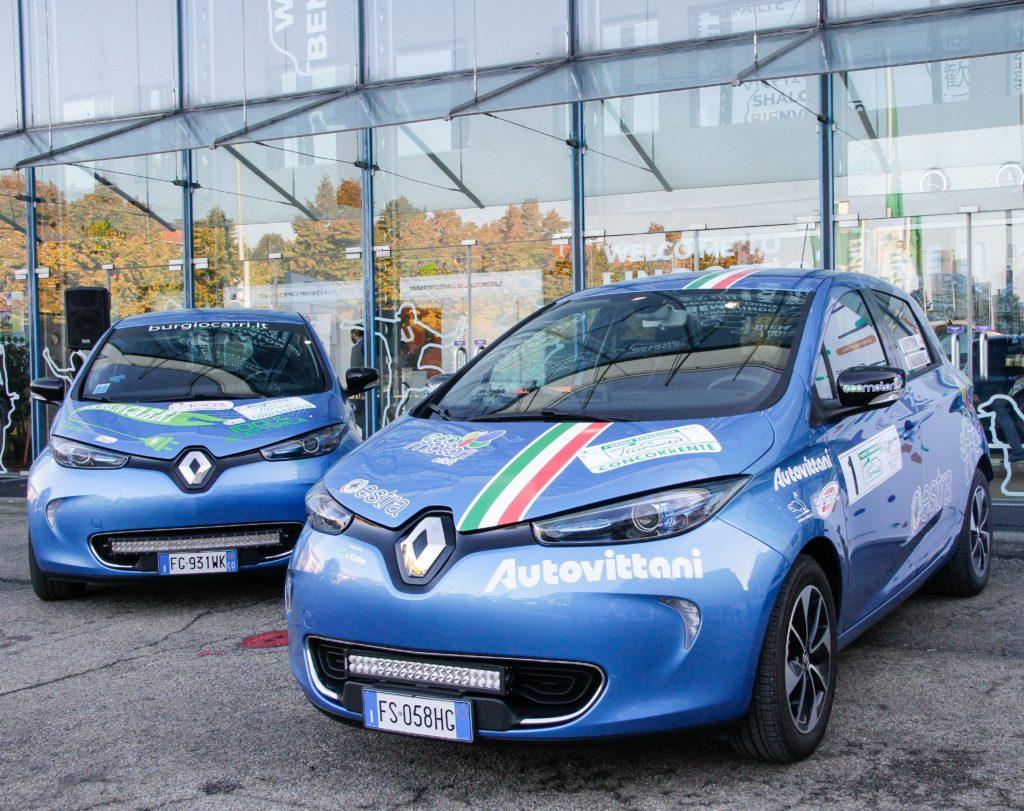 Renault Zoe, 400 km di autonomia per la nuova serie della elettrica
