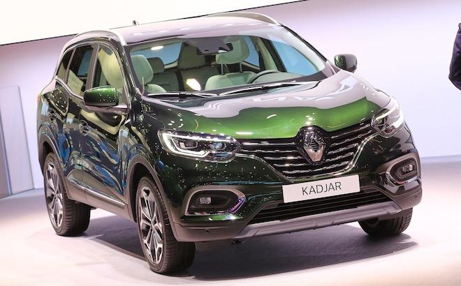 Renault Kadjar - Salone di Parigi 2018