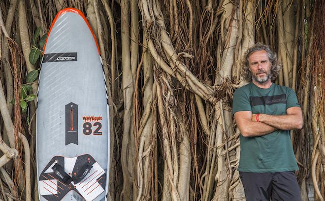 Land Rover: il surfer Roberto Ricci ambasciatore del brand in Italia