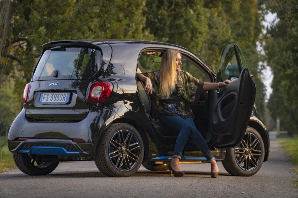 Smart EQ Fortwo - prova su strada 2018