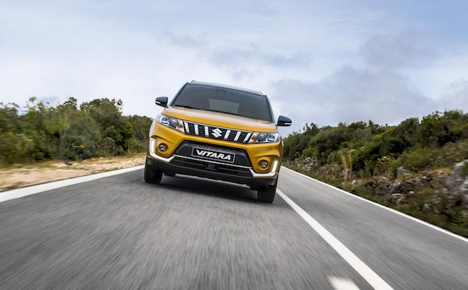 Suzuki Vitara 2019: arriva in Italia da 17.900 euro