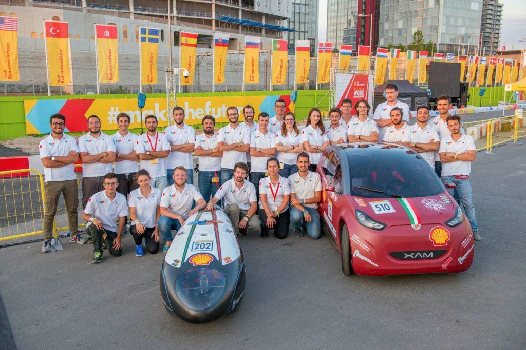 Michelin sostiene il Team studentesco H2politO del Politecnico di Torino con 10 borse di studio