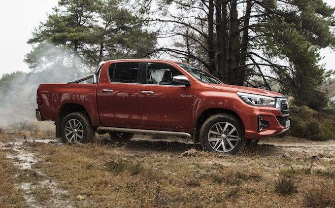 Toyota: il nuovo Hilux Executive+ al 4×4 Fest di Carrara