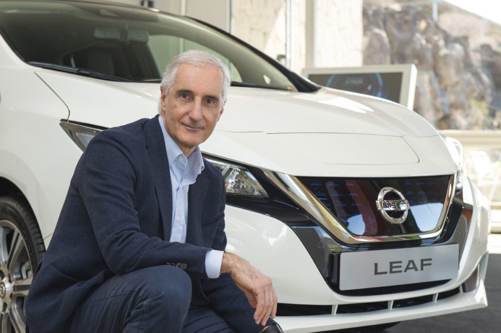 Nissan sale in cattedra: Lectio Magistralis sulla mobilità del futuro
