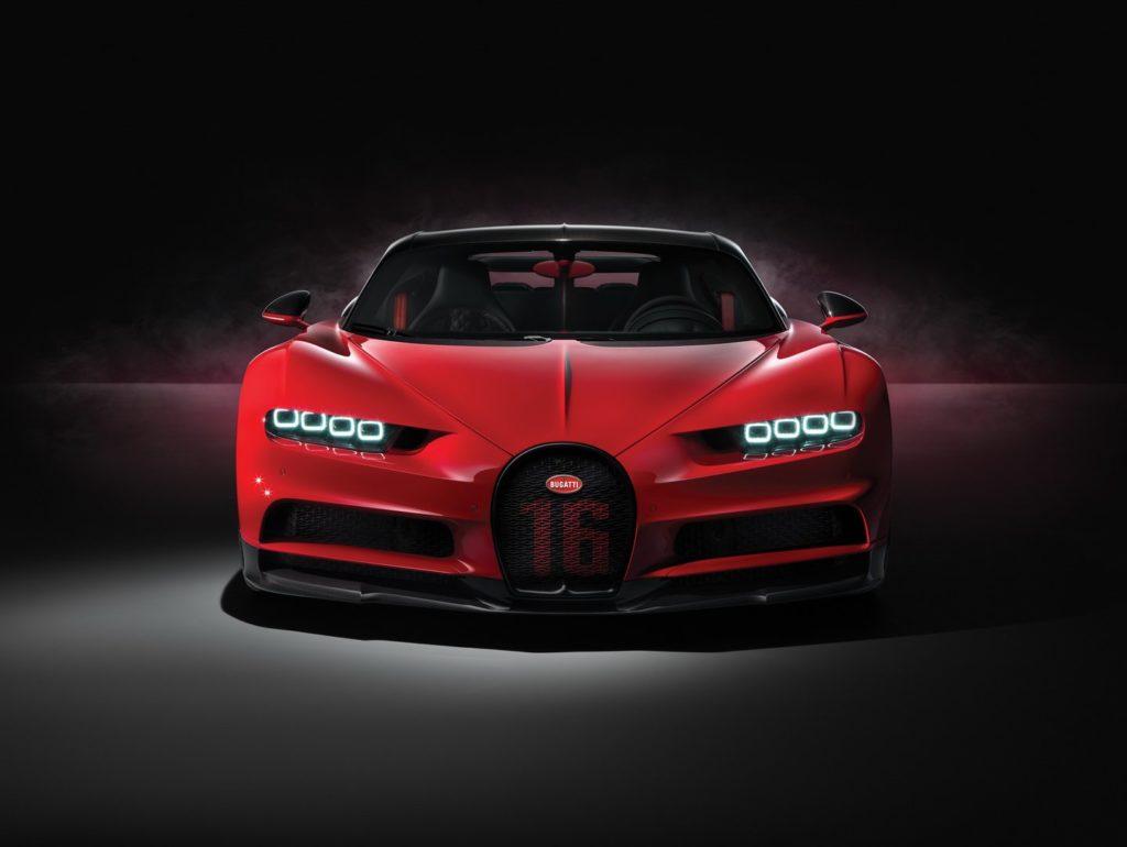 Bugatti Chiron Super Sport in arrivo al Salone di Ginevra 2019