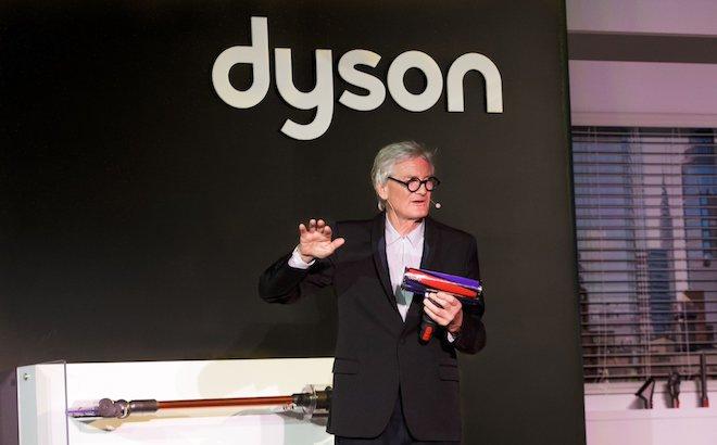 Dyson: l'auto elettrica arriverà nel 2021, da Singapore