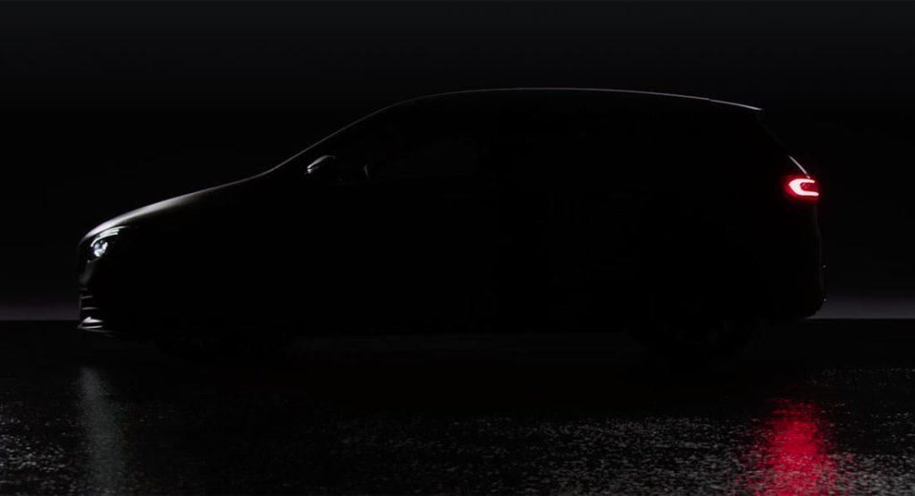 Mercedes Classe B: lo stile e la tecnologia a poche ore dal debutto del nuovo modello [VIDEO TEASER]