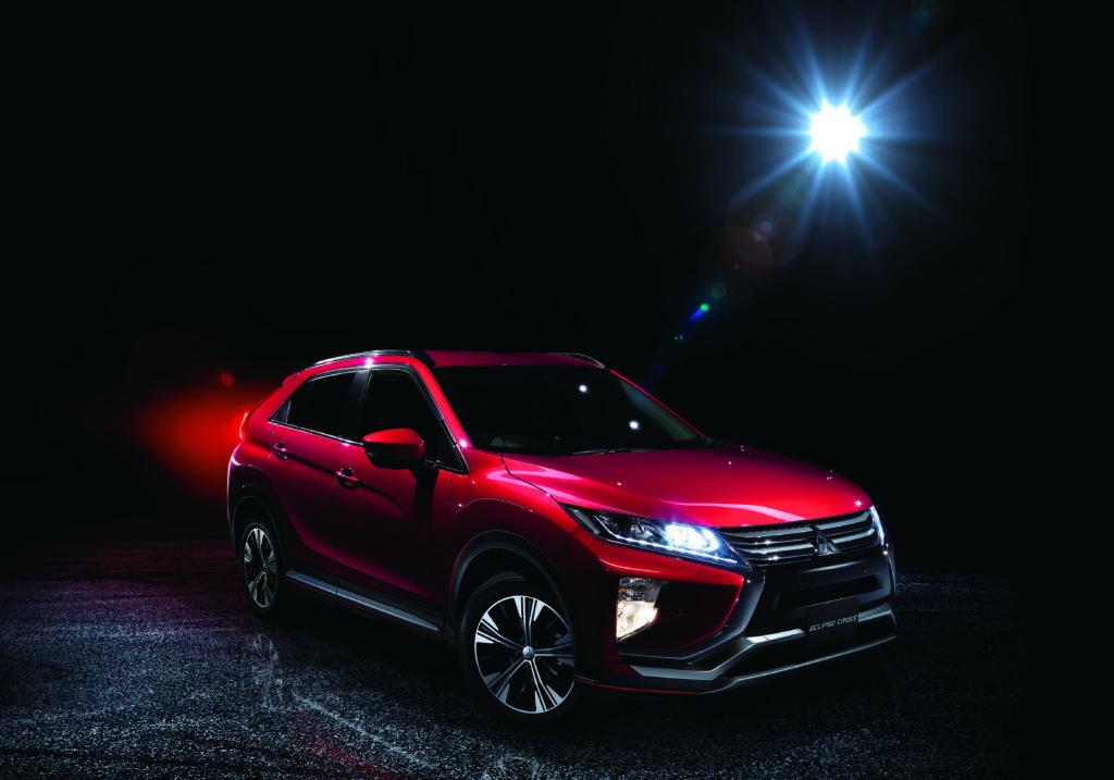 Mitsubishi Eclipse Cross: è suo il Good Design Award 2018