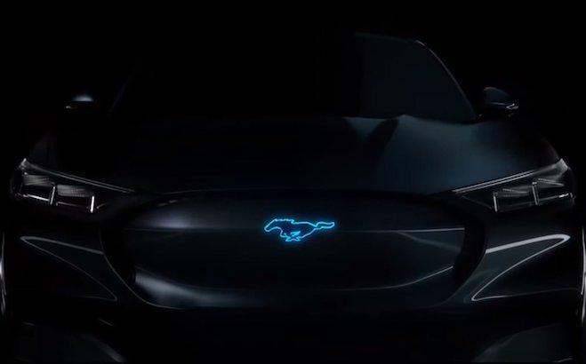 Ford Mustang: un futuro anche elettrico? [VIDEO]