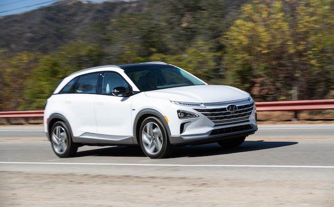 Hyundai Nexo: negli USA con un'autonomia fino a 611 chilometri
