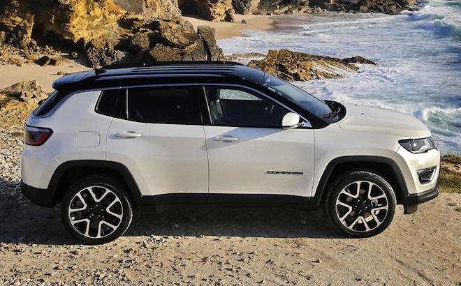 Jeep Compass: alla 'No Smog Mobility' per la mobilità sostenibile