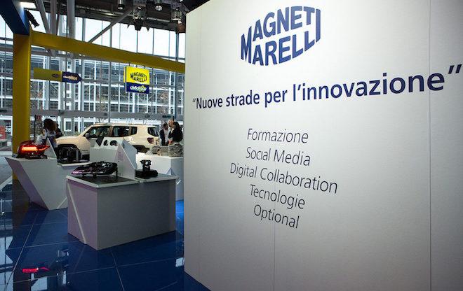 FCA: venduta Magneti Marelli ai giapponesi per 6,2 miliardi