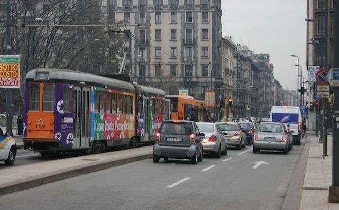 Milano: stop al blocco, via libera ai diesel Euro 4