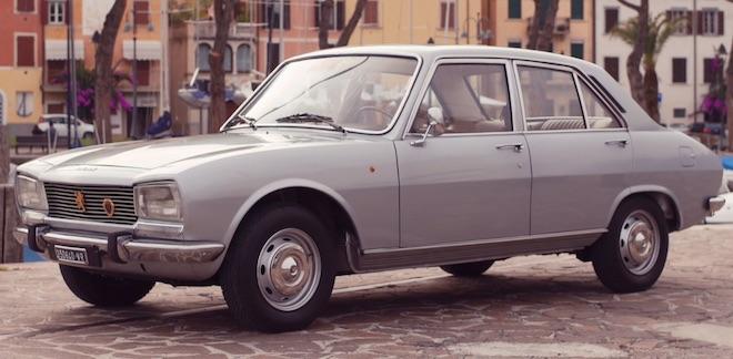 Peugeot 504: la celebrazione dei 50 anni ad Auto e Moto d'Epoca 2018