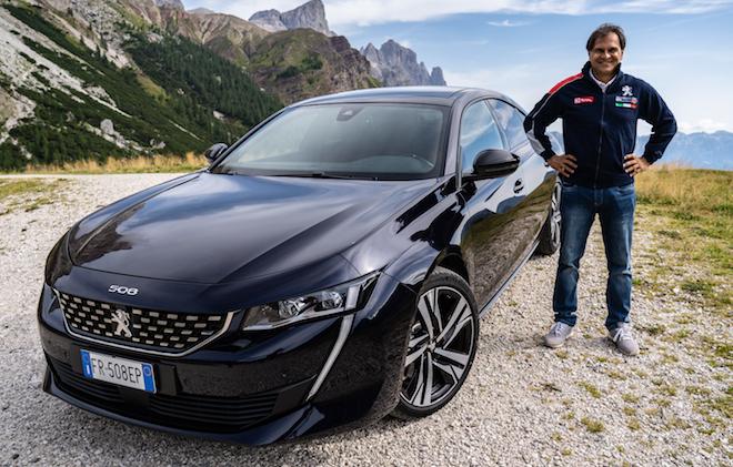 Peugeot 508: lo speciale test drive di Paolo Andreucci [VIDEO]