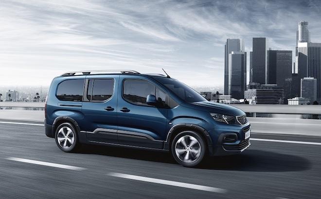 Peugeot Rifter: quattro stelle nei test Euro NCAP [VIDEO]