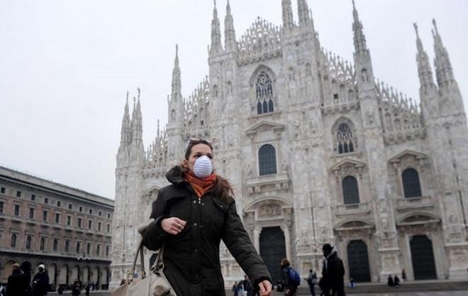 Smog: nel Nord Italia il 95% degli europei a rischio
