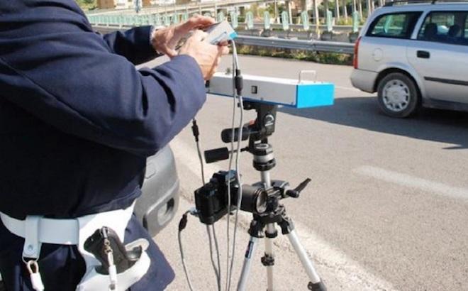 A 224 km/h sulla Sassari-Alghero: arriva lo stop alla patente