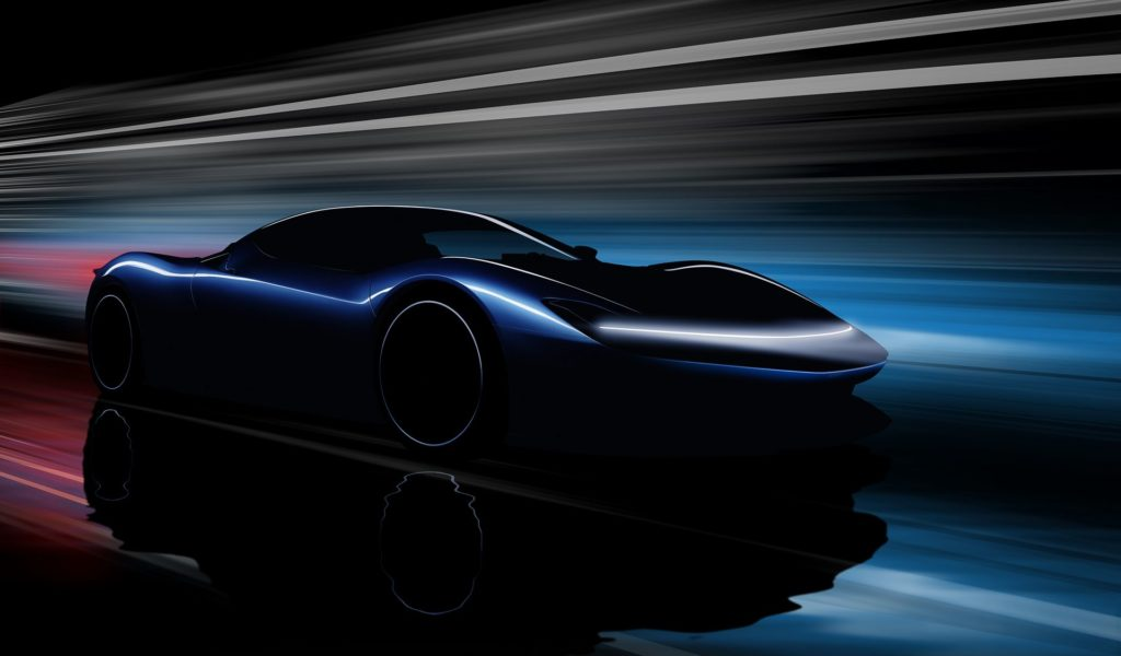 Pininfarina PF0: l'inedita hypercar elettrica è quasi senza veli [TEASER]