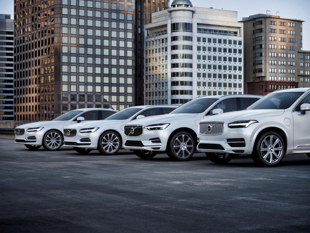 Volvo: vendite in rialzo anche ad ottobre 2018