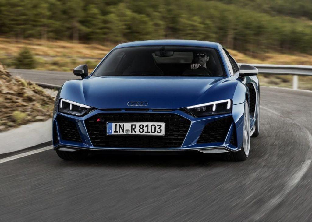 Audi R8, confermata l'esclusività del motore V10 per il futuro