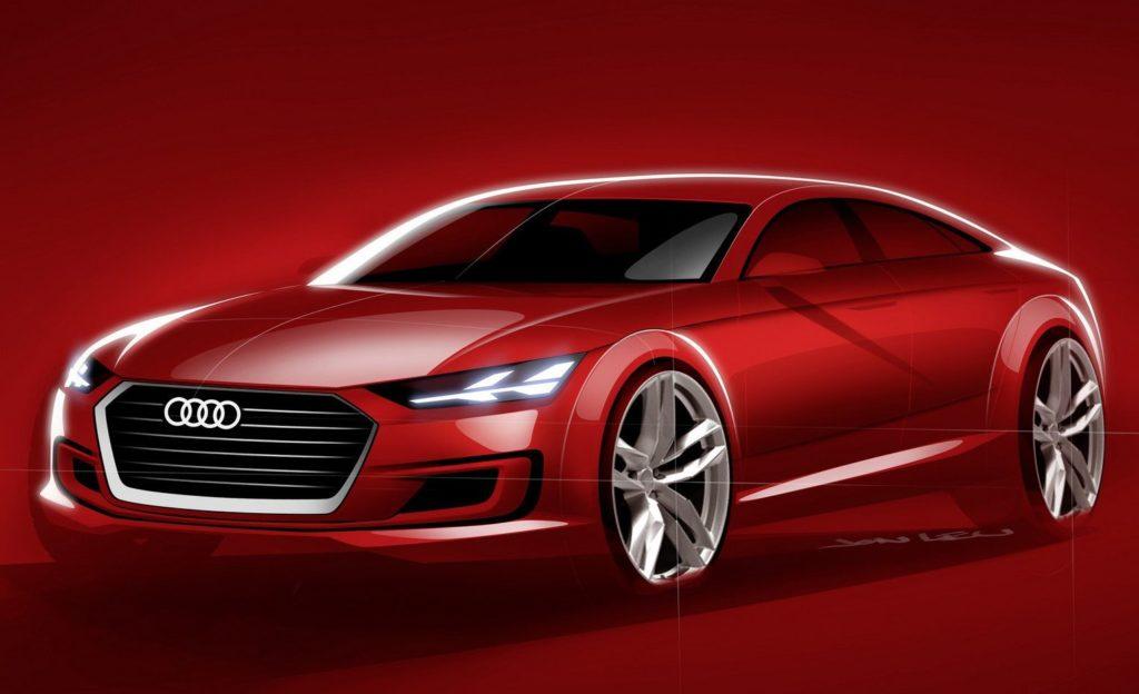 Audi TT, il nuovo modello sarà a quattro porte?