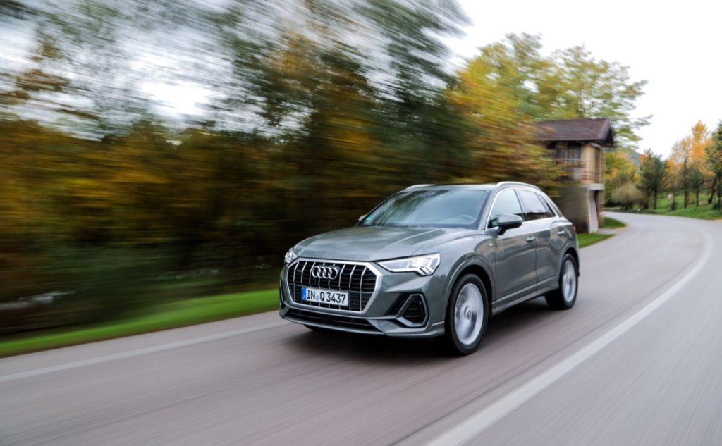 Nuova Audi Q3: aspetto mutato, dinamismo evoluto [VIDEO TEST DRIVE]