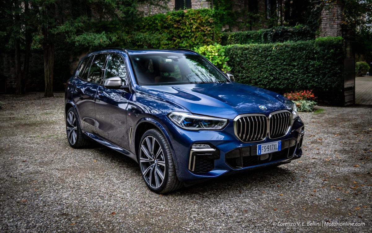 Nuova BMW X5, alla scoperta della quarta generazione [VIDEO TEST DRIVE]