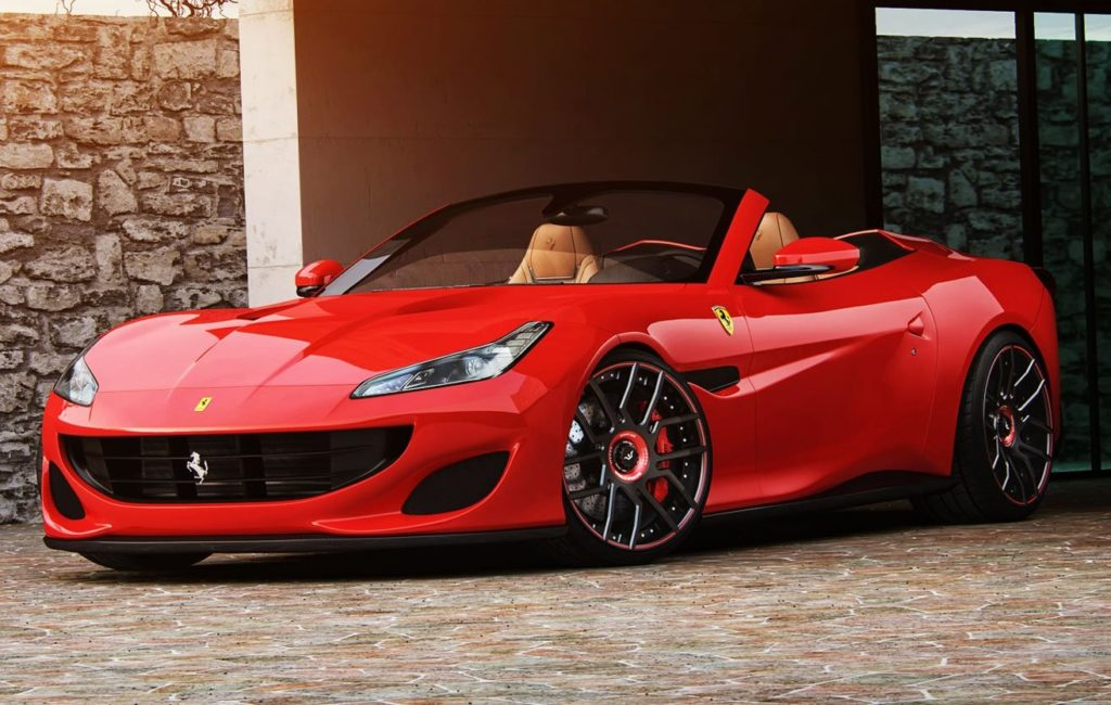 Ferrari Portofino by Wheelsandmore