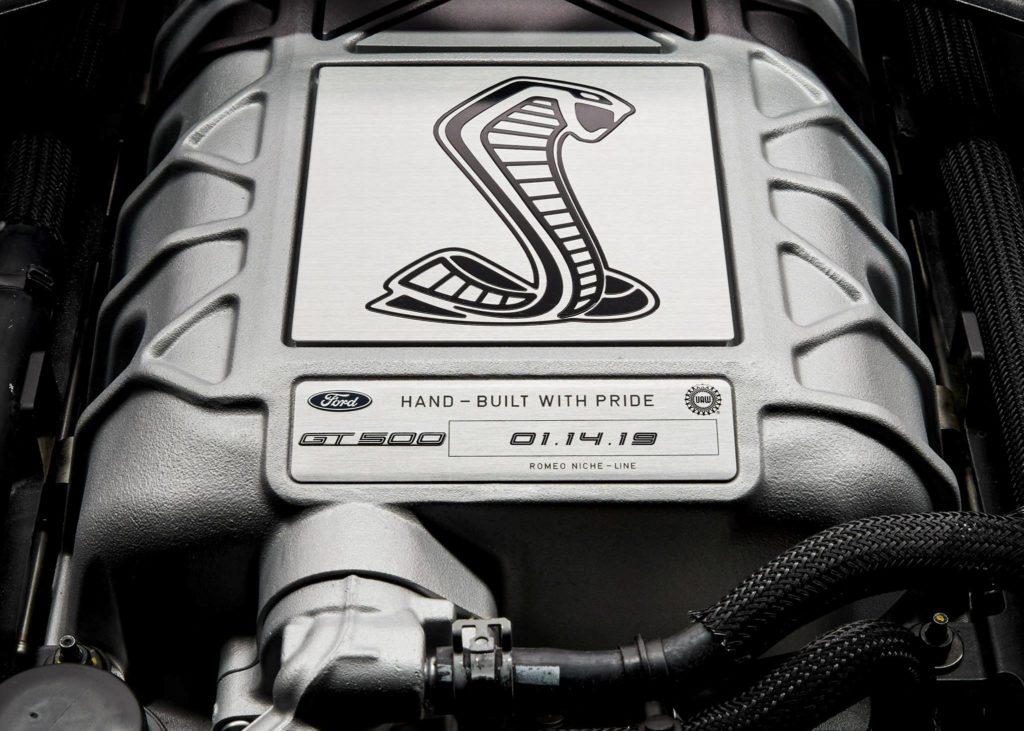 Ford Mustang Shelby GT500: confermato il debutto al Salone di Detroit 2019 [TEASER]