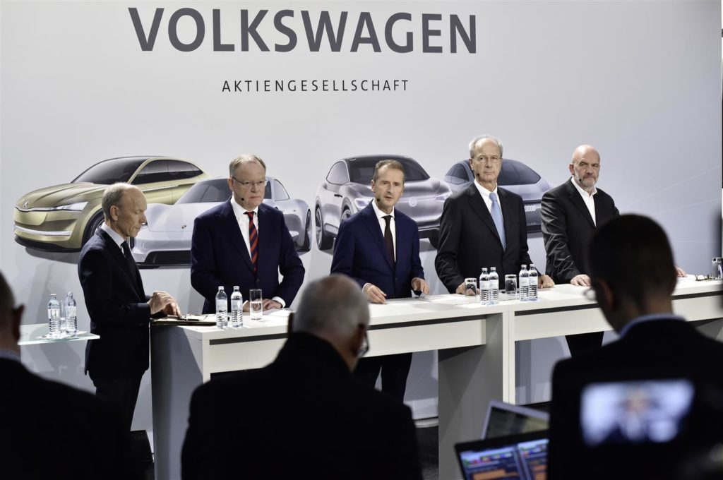 Gruppo Volkswagen investe sul futuro: 44 miliardi di euro nei prossimi cinque anni