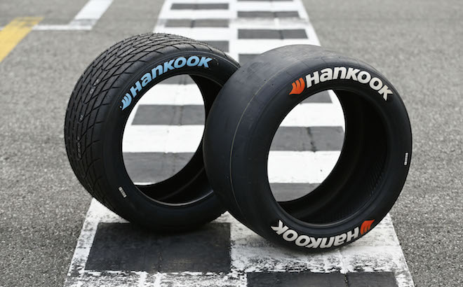 Hankook: un 2018 vincente nel motorsport