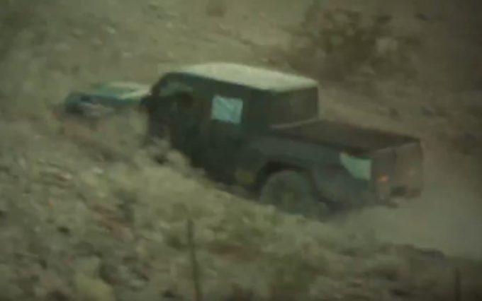 Jeep conferma l'arrivo di un nuovo pick-up al Salone di Los Angeles [TEASER]