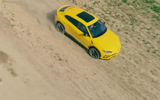 Lamborghini Urus: esperienza Terra sull'off-road intorno a Matera [VIDEO]