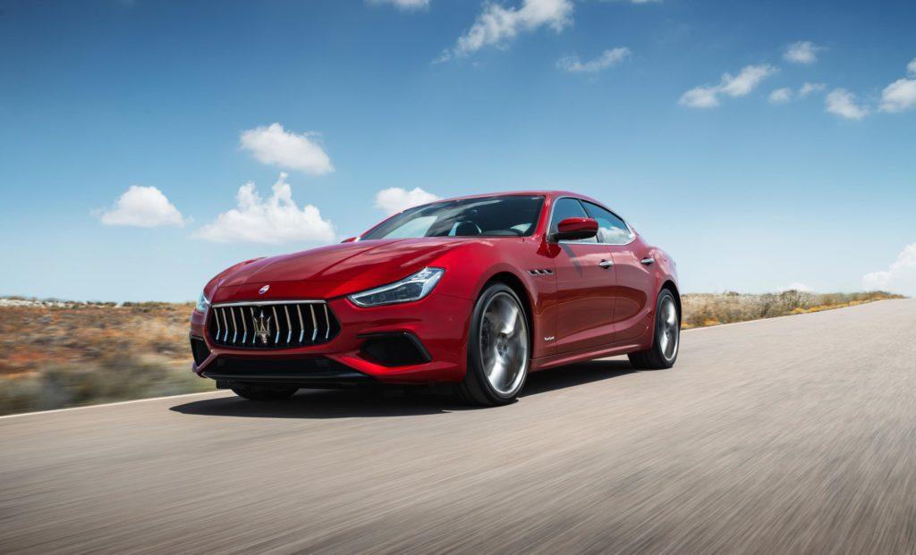La Maserati Ghibli ha conquistato lo Sport Auto Award 2018