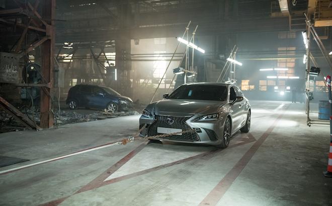 Lexus ES Hybrid: il primo spot creato con l'intelligenza artificiale