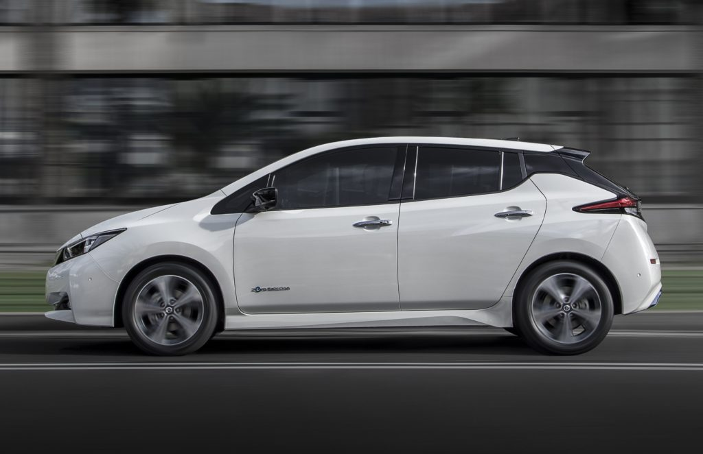 Nissan in prima linea su mobilità sostenibile: è protagonista a Key Energy di Rimini