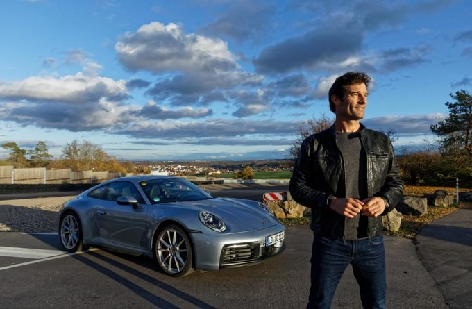 Nuova Porsche 911: l'ultimo test drive di Mark Webber [VIDEO]