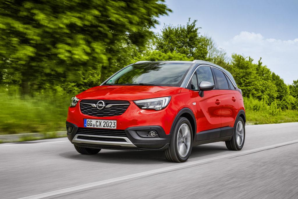 Opel, a ottobre quota di mercato in crescita in Italia