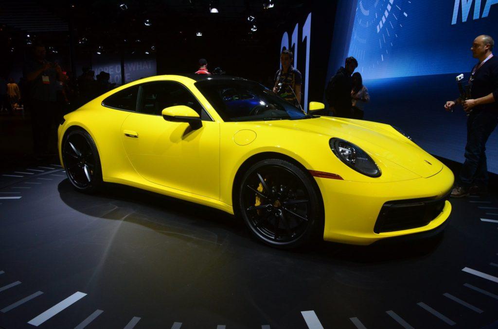 Porsche 911 Hybrid: si farà, ma arriverà tra almeno quattro anni
