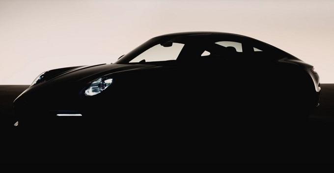 Porsche 911: arriva la nuova generazione [LIVE STREAMING]