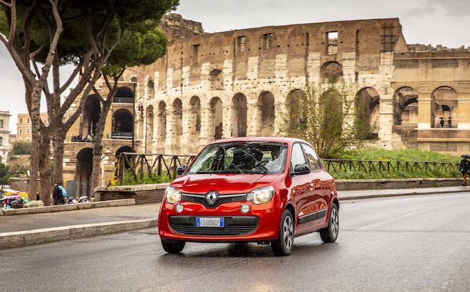 Renault Twingo: si aggiunge il motore turbo GPL