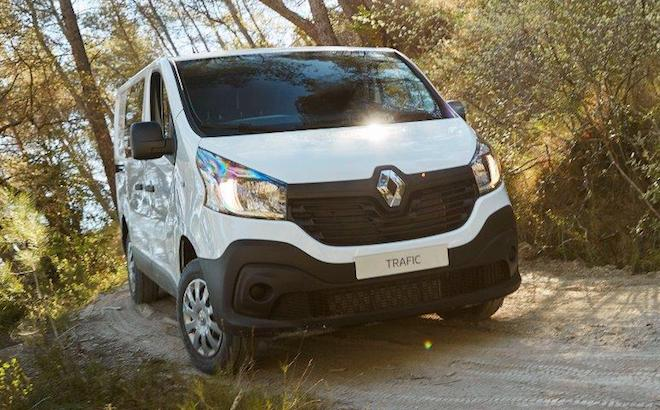 Renault Trafic: al via la commercializzazione della versione X-Track