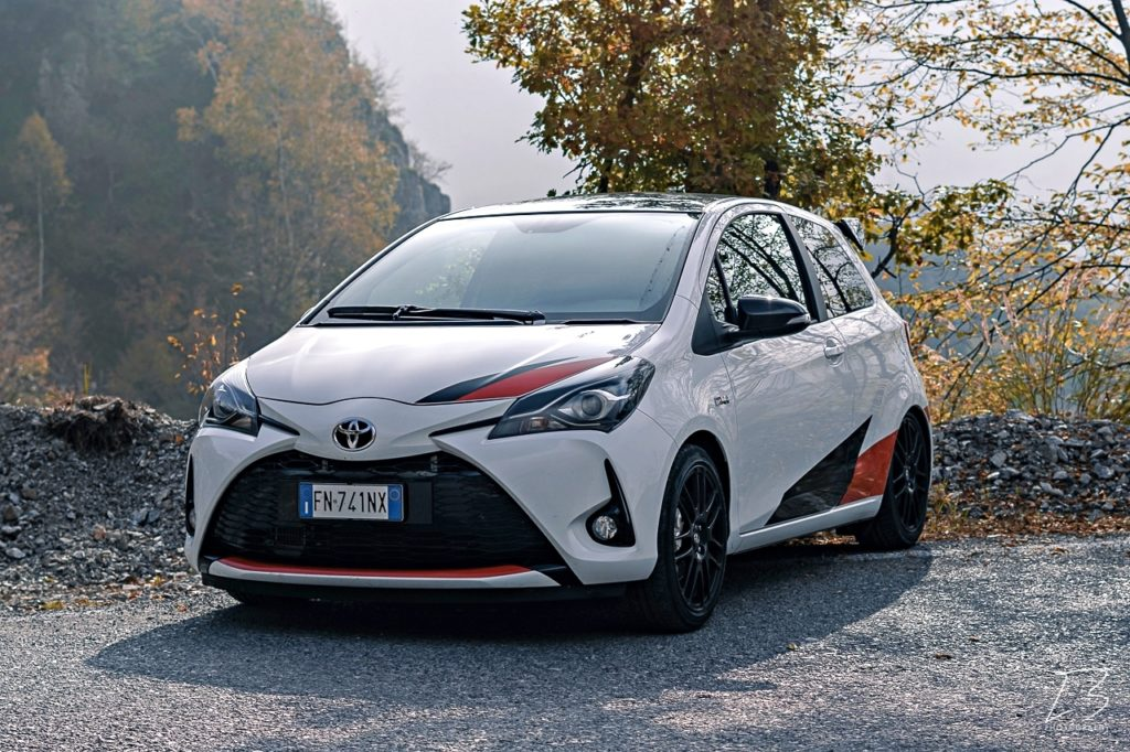 Toyota Yaris GRMN - Prova su Strada