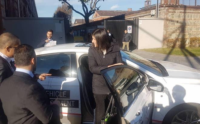 Guida autonoma: test a Torino con il sindaco Appendino [VIDEO]
