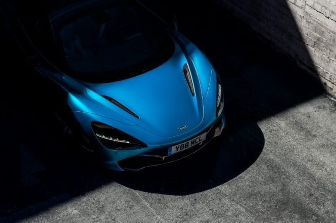 McLaren 720S Spider: presentazione ufficiale il prossimo 8 dicembre [VIDEO TEASER]
