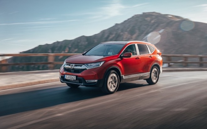 Honda CR-V: la sicurezza al top con l'assistenza alla guida [VIDEO]