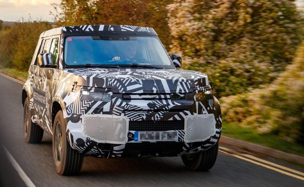 Land Rover Defender: il nuovo modello avrà una versione Sport?