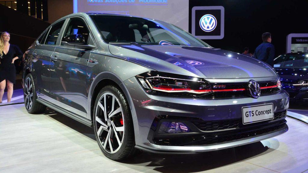 Volkswagen Virtus GTS Concept, a San Paolo la vettura sportiva