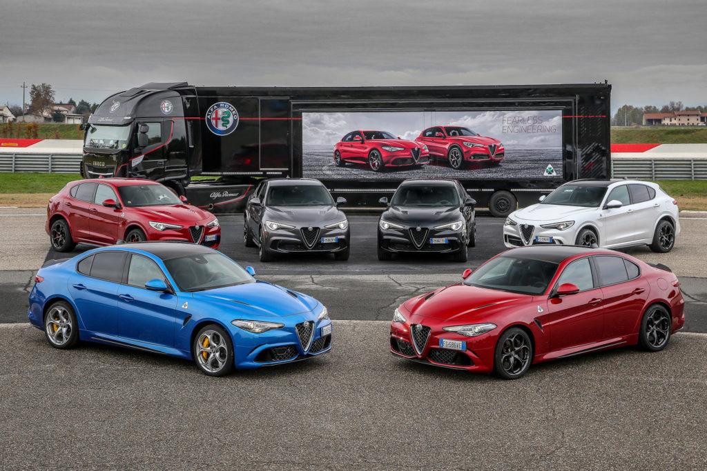 Alfa Romeo: vendite a gonfie vele negli Stati Uniti